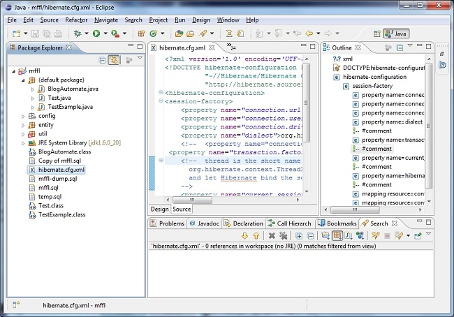 eclipse java helios win32 zip download