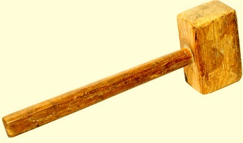Mallet for Wood Carving